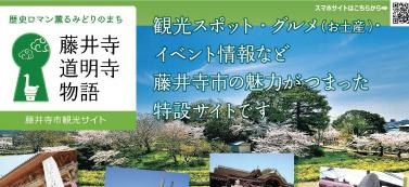 藤井寺市観光サイト